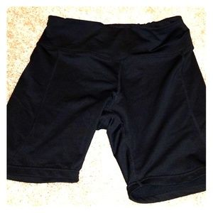 "6"" compression shorts - running, yoga"